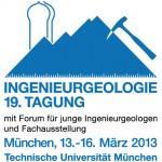 Logo 19. Ingenieurgeologietagung